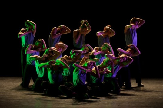 Batsheva Ensemble, the younger wing of the Batsheva Dance Company