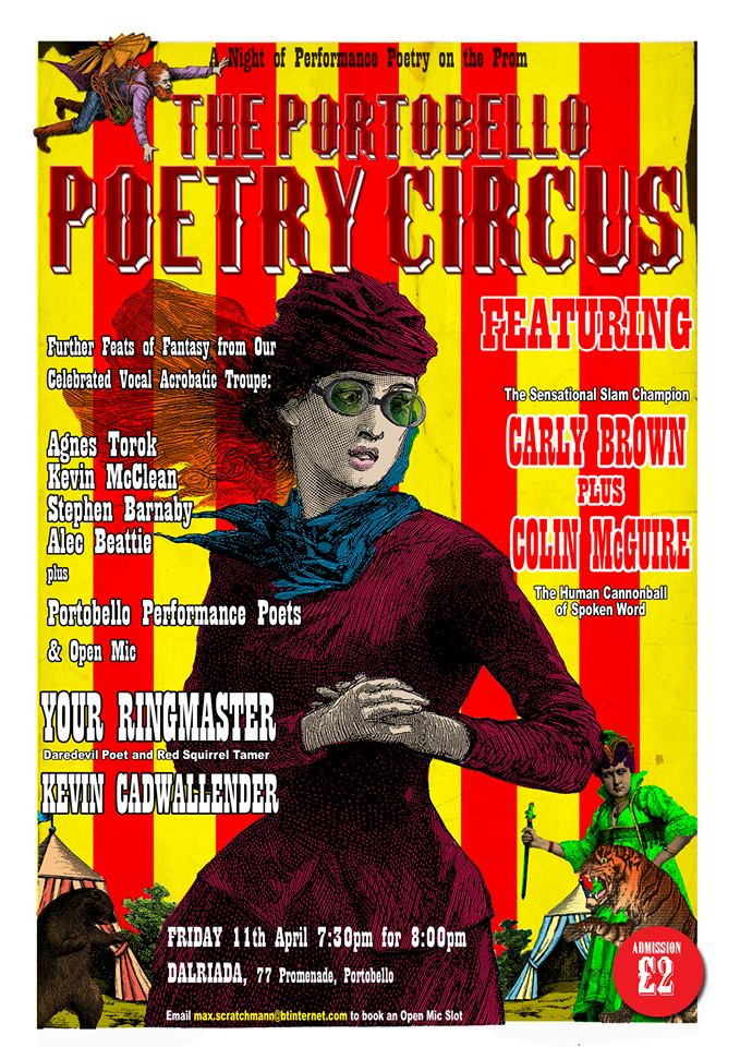 Poetry Circus
