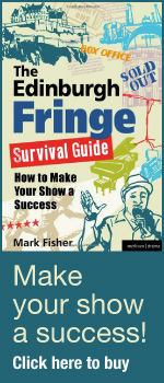 The Edinburgh Fringe Survival Guide - click to buy on Amazon