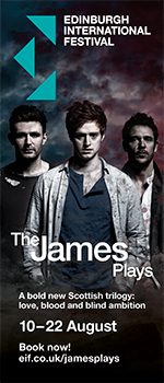 Click through for The James Plays information