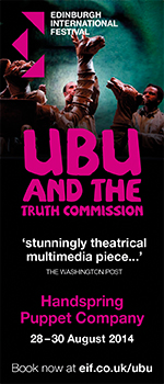 Click through for Ubu and the Truth Commission information
