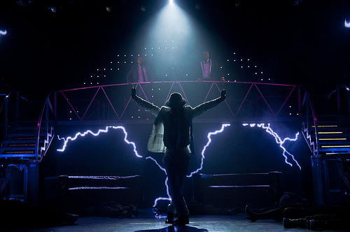 A scene from Thriller Live