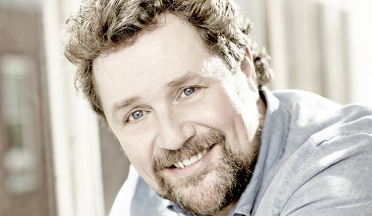 Michael Ball will star as Mack Sennett in the tour of Mack & Mabel