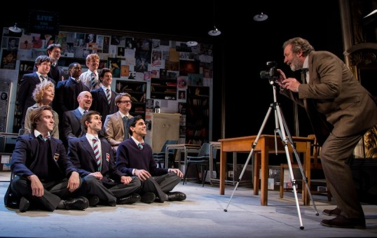 the character hector from the history boys Comedy is used throughout the history boys by  a grade example essay - english literature ella 1  walks in hector's eccentricity and liberal character.