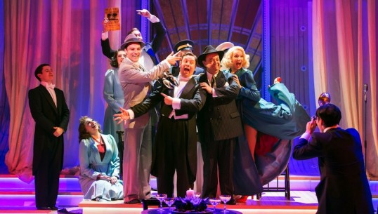 What we are missing - a scene from Anything Goes
