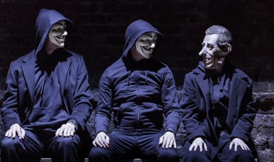 Charles III - photo of the West End Production. Photo Johan Persson