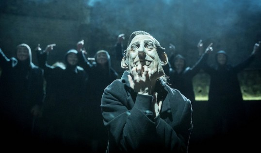 Charles III - image from the West End production by Johan Persson