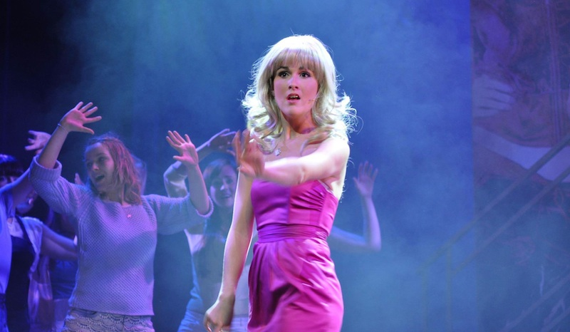 Lydia Carrington in Legally Blonde. Photo: the Bohemians.