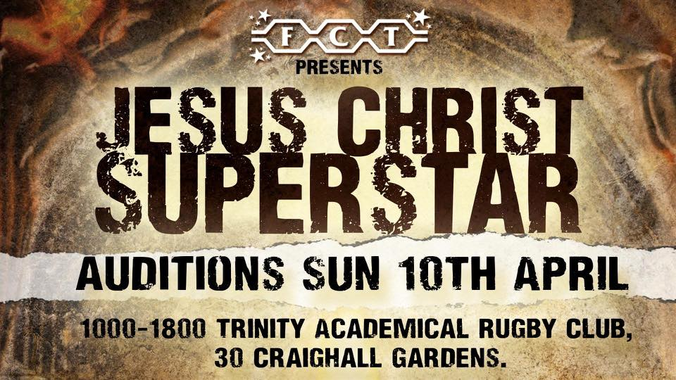 JCS Auditions