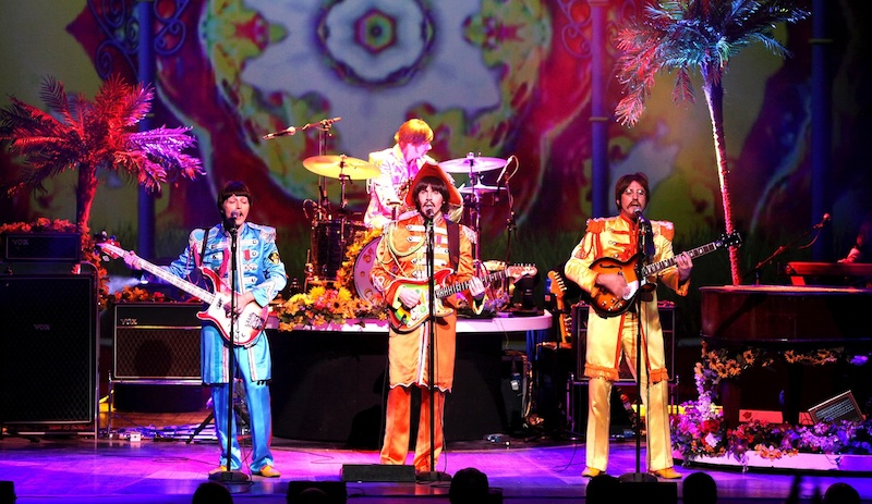 Sergeant Pepper's Lonely Hearts Club Band. Photo: David Munn Photography